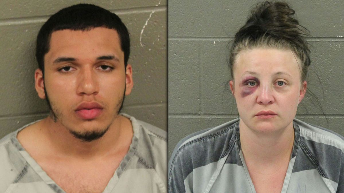 Josue Martinez, 20, and Kimberly Riston, 29, are facing first-degree murder charges in the...
