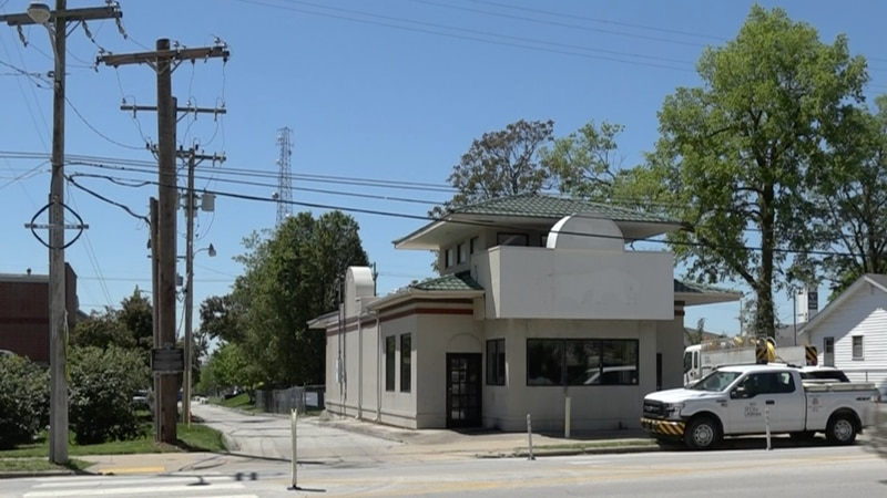 The former restaurant has been vacant for several years