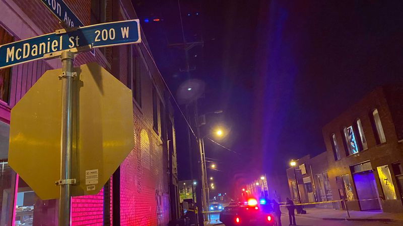An overnight shooting Sunday in downtown Springfield left one person hospitalized in critical,...