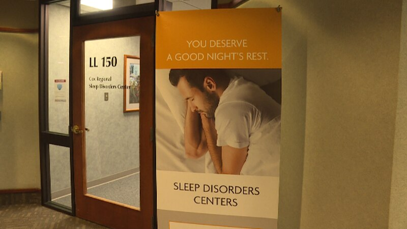 Falling asleep the moment your head hits the pillow is not a sign of a healthy sleeper..it's...