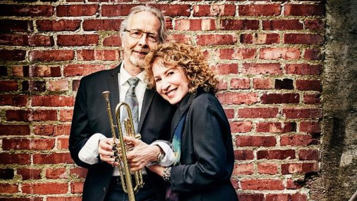 Herb Alpert and Lani Hall (submitted photo)