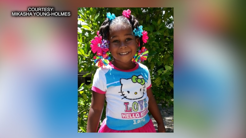 The family of Kimora Lynum, the youngest person to die from COVID-19 in the state of Florida,...