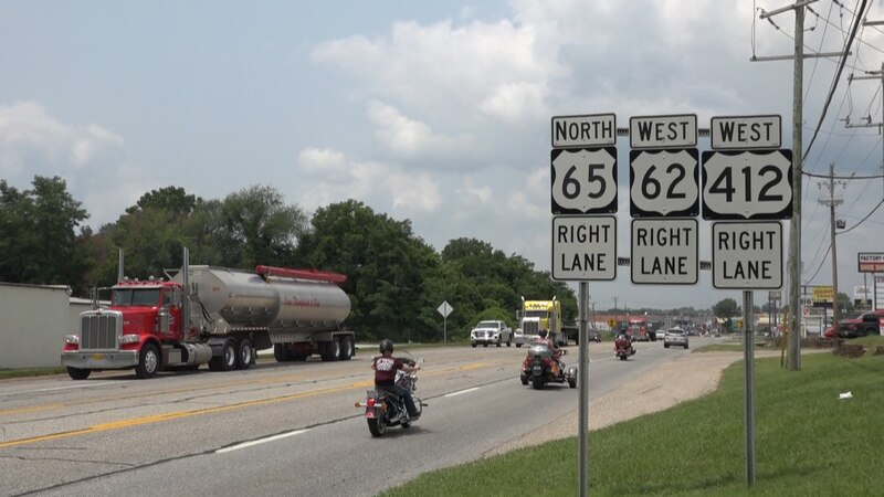 Police will continue to keep a close eye on speeding along bypass in Harrison.