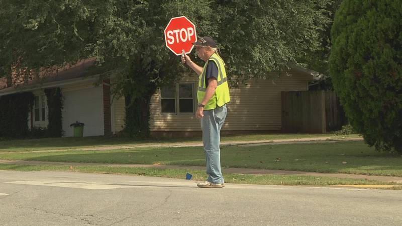 The city of Springfield and Springfield Public Schools partner to provide crossing guard...