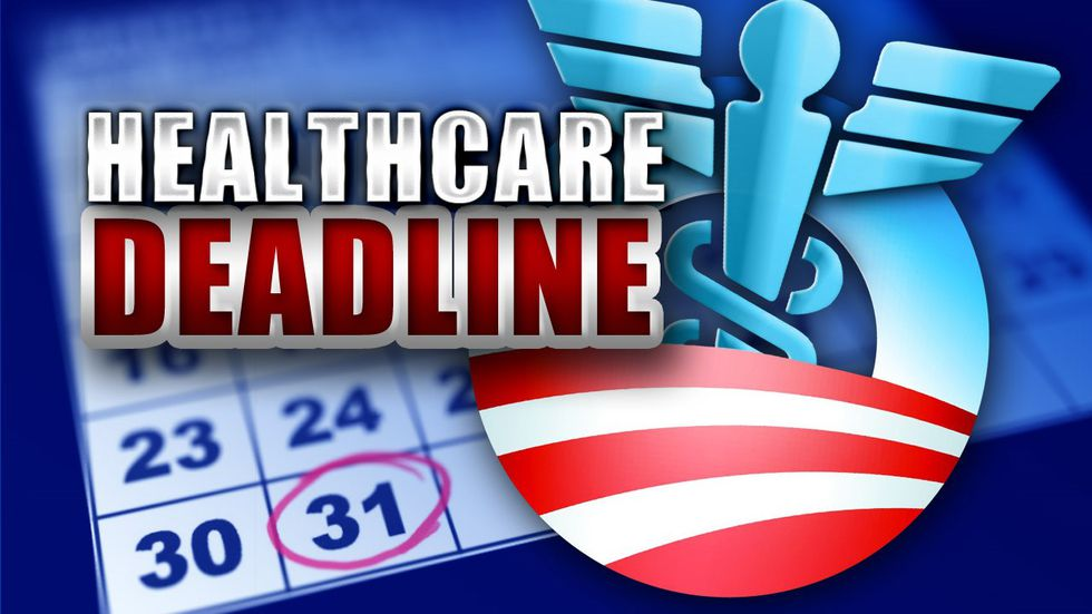 Deadline nears to sign up for health insurance