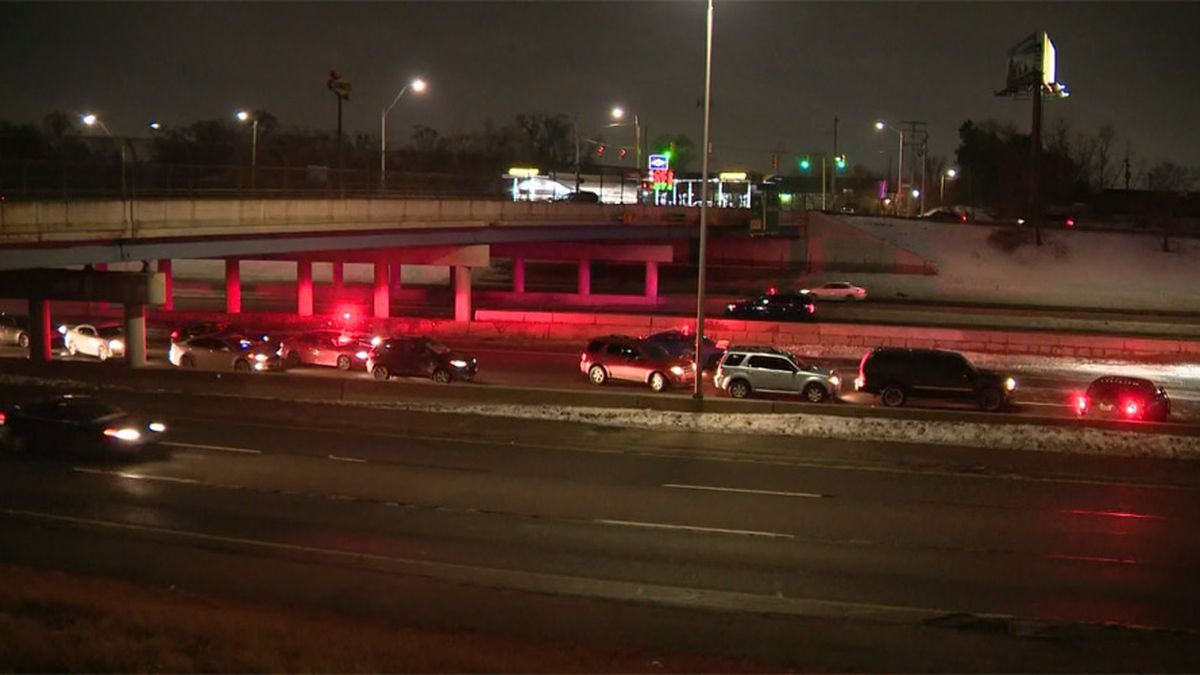 A deadly shooting occurred on I-96 in Detroit overnight.
