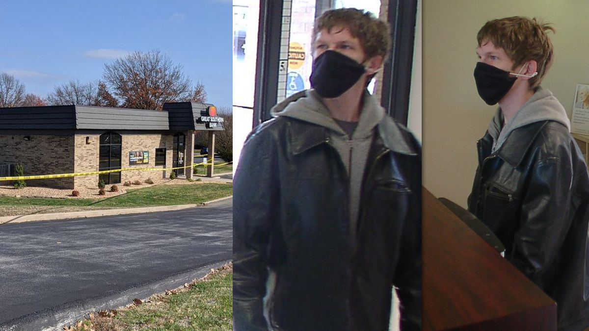The Federal Bureau of Investigation and the Springfield Police Department are looking for a...