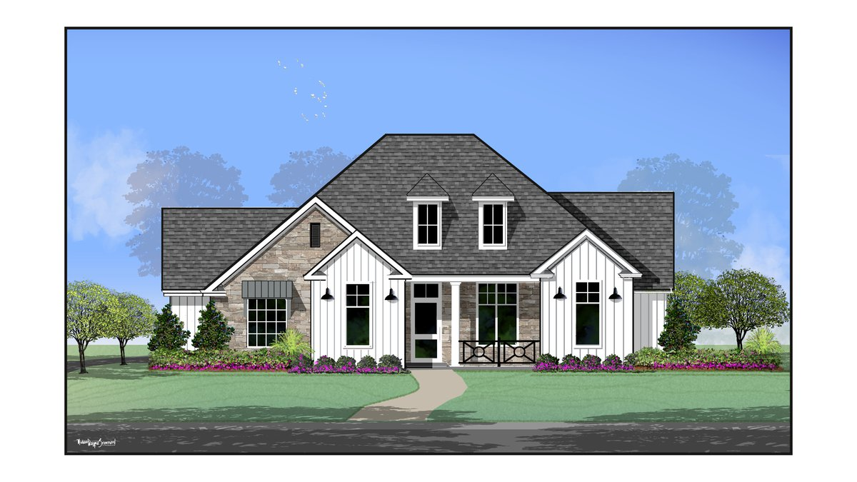 2021 St Dream Dream Home in Springfield, MO.