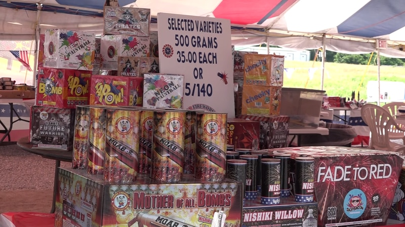 Fireworks officially go on sale Sunday in Missouri, but before you make a big purchase, there...