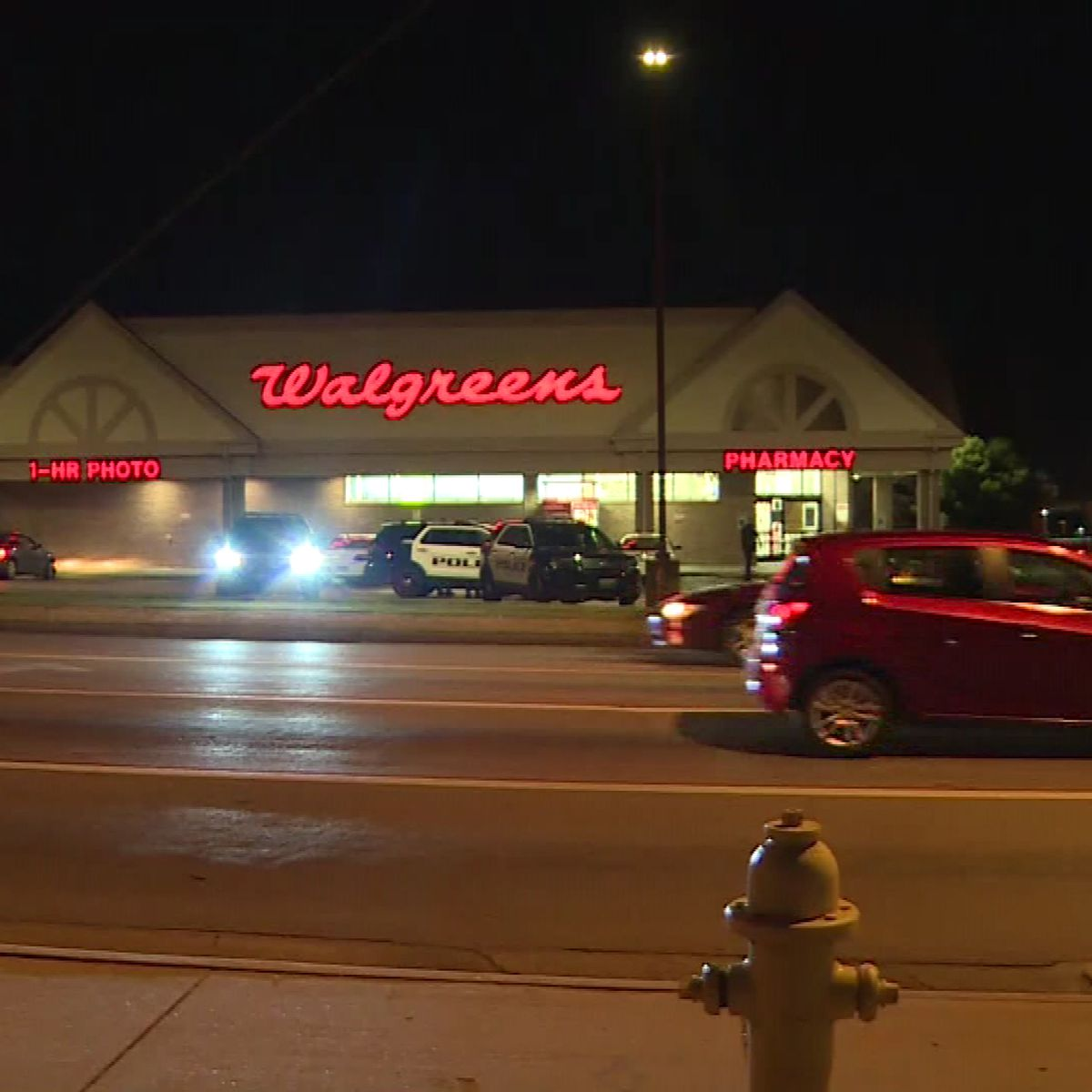 Police Investigate Armed Robbery At A Springfield Walgreens