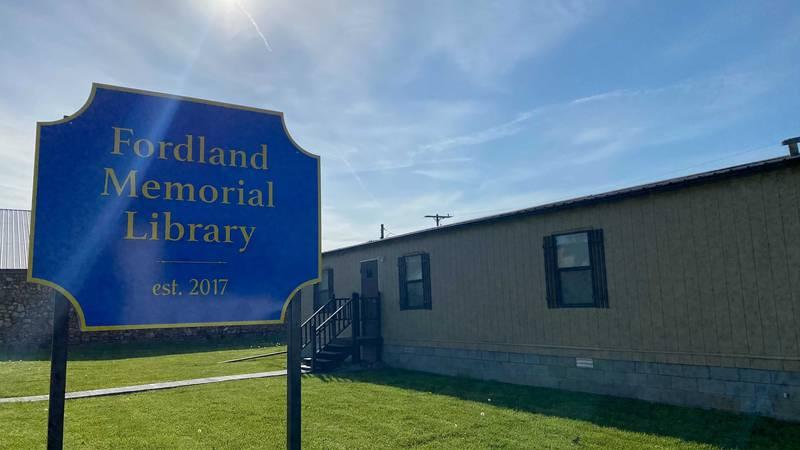 Fordland Memorial Library