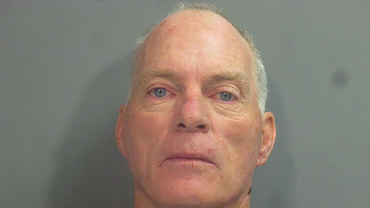 This undated photo provided by the Washington County, Arl., Sheriff's Office shows Arkansas...