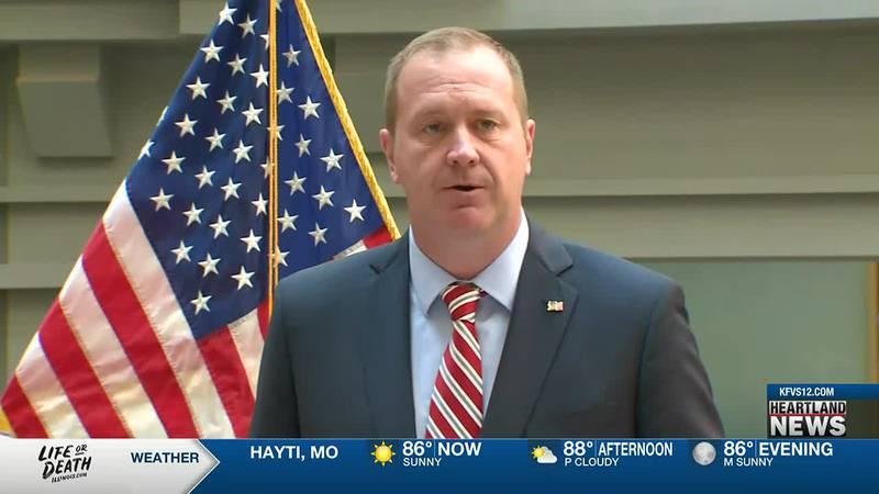 Mo. Attorney General Eric Schmitt discussed a multi-million dollar opioid settlement.