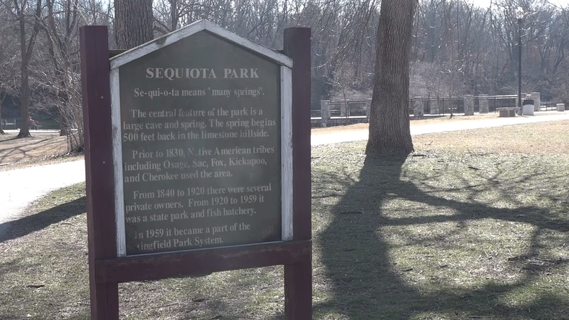 The park board proposed adding 16 acres to the park