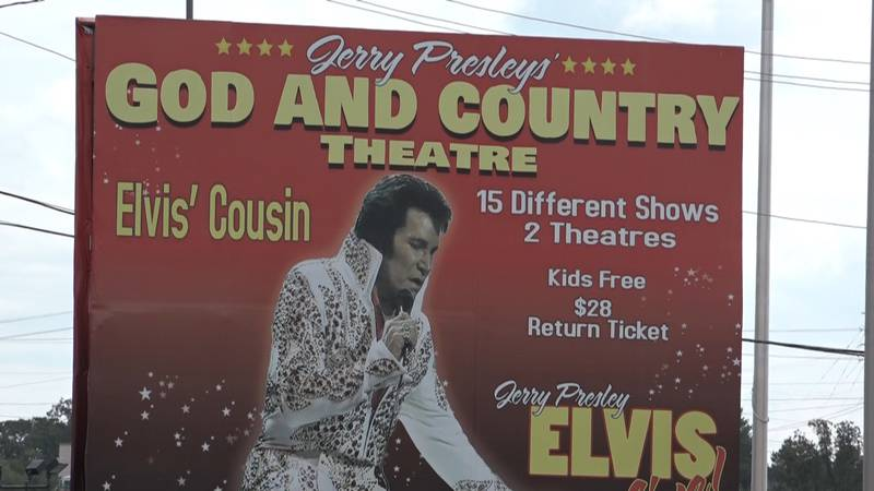 God and Country Theater, Branson, Mo.