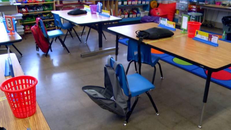 Springfield Public Schools Classroom