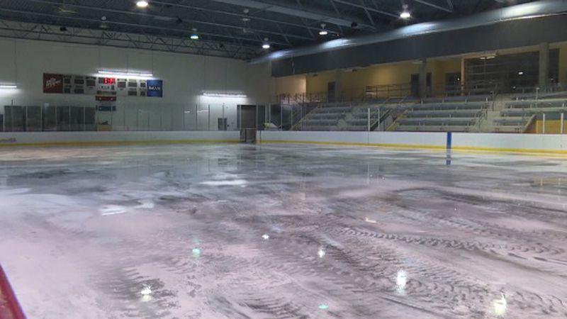 A mechanical problem with the system that keeps the ice frozen at Jordan Valley Ice Park has...