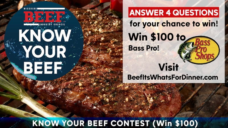 Come take the March 2021 Know Your Beef Quiz for your chance to win a $100 gift card to Bass...