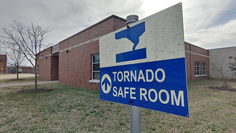 Using public storm shelters during COVID