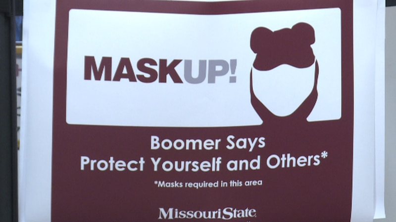 Missouri State University has announced that it will be removing its mask mandate and other...