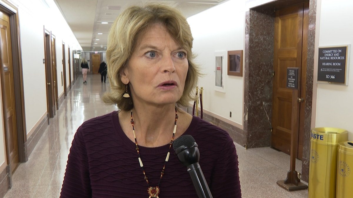 Senator Lisa Murkowski (R-AK) says she does not regret voting to acquit the president last week. (Source: Gray DC)