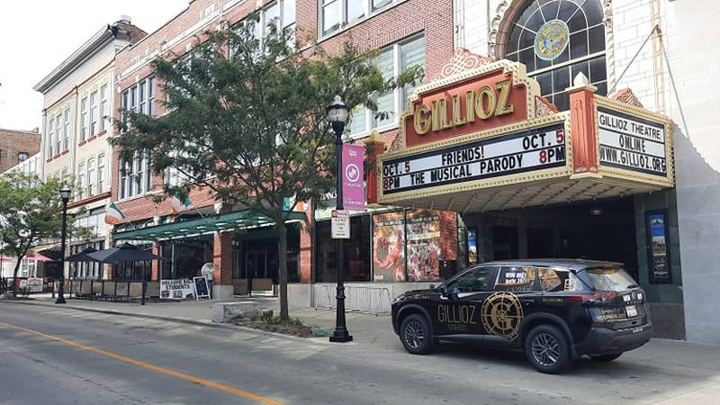It's time to cue the lights and raise the curtain as the Historic Gillioz Theater celebrates 95...
