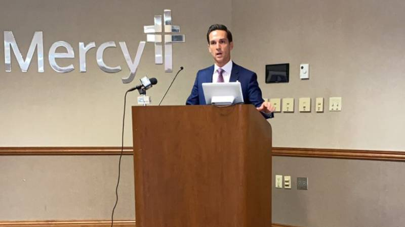 Mercy Springfield will be requiring all current and future workers to get vaccinated against...