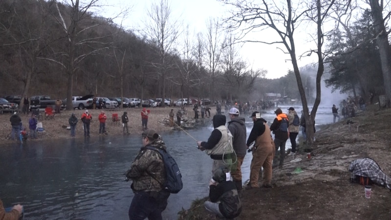 Opening day for trout season marks many traditions for families