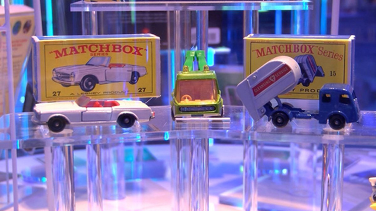 The 2019 inductees into the National Toy Hall of Fame are Magic: The Gathering, Matchbox Cars...