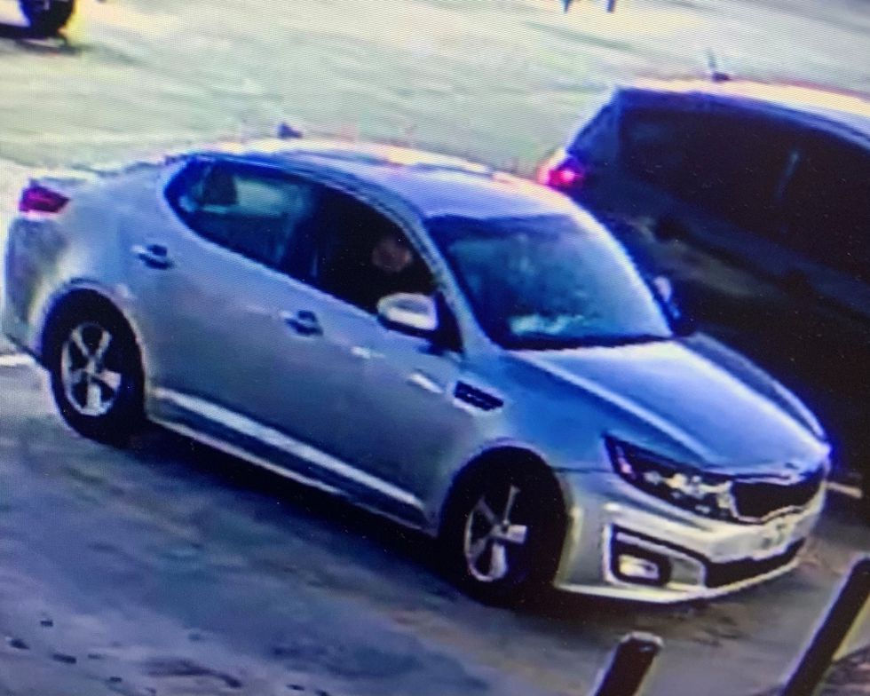 Greene County deputies are looking for vehicle and say a man could also be connected to the...