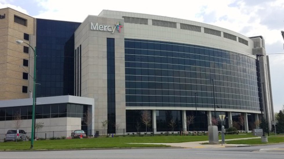 Mercy staff report 1-year-old hospitalized with COVID-19