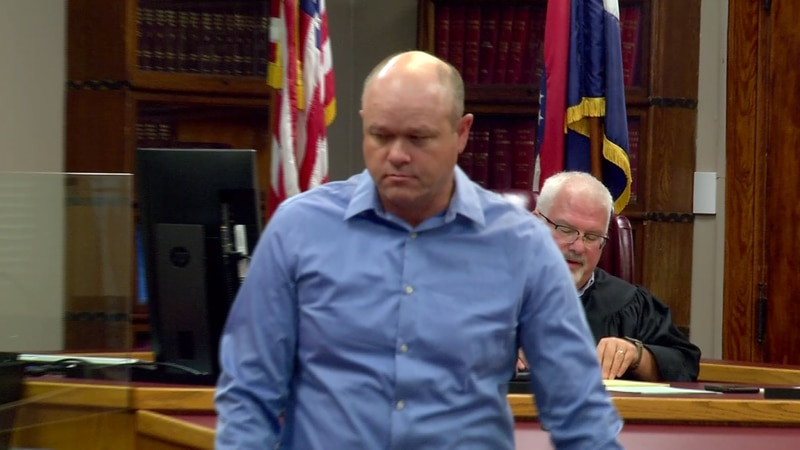 Shane Fellers makes first court appearance on 13 felony charges.