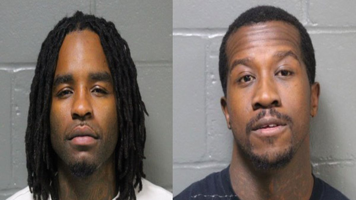 Chad T. Brewer (left) & Shawnelle A. Yarbrough (right) - Courtesy: Camden County Sheriff's Office