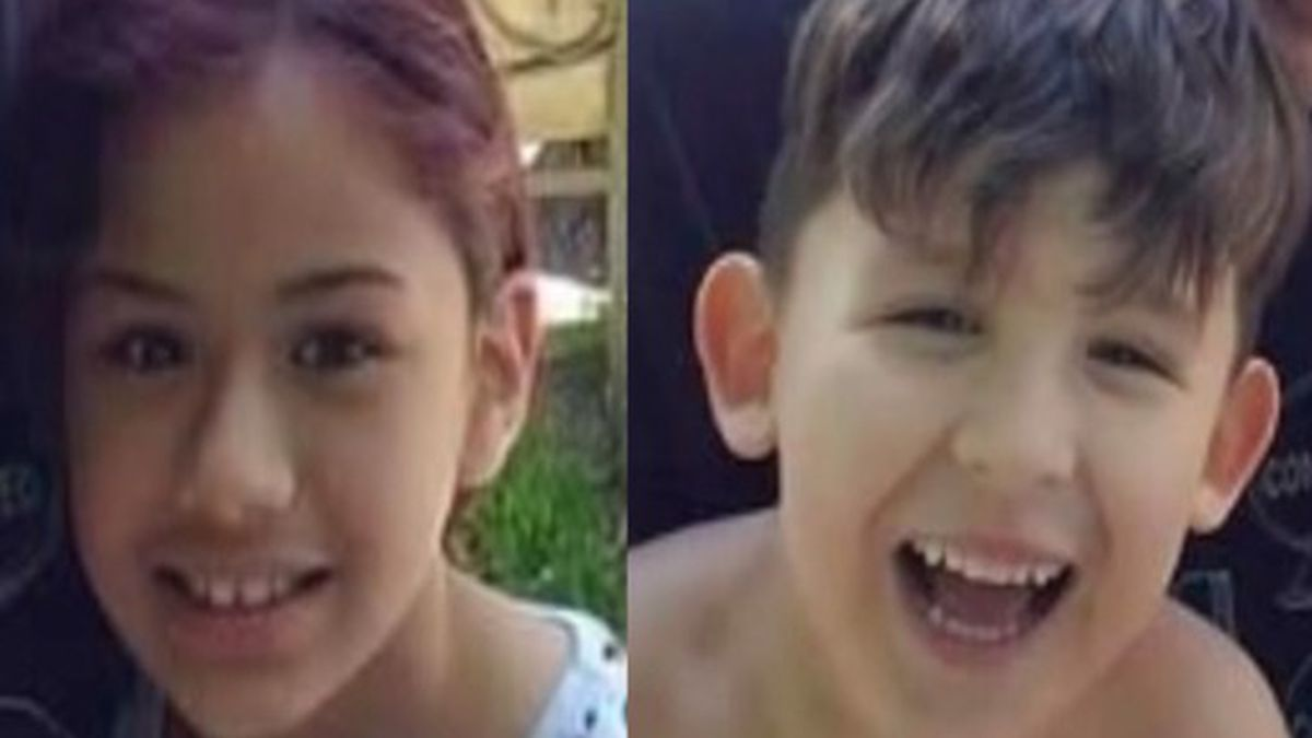 The Missouri Highway Patrol issued an Amber Alert for two kids reported missing from McDonald County.