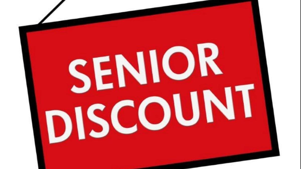 Senior Discounts/KYTV