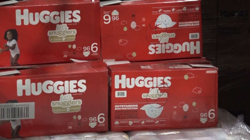 The demand for diapers is growing across the Ozarks.