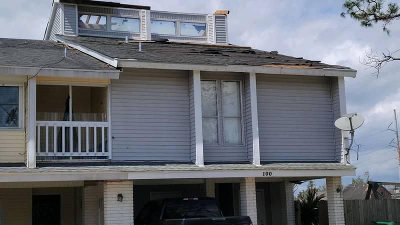 Graceway church helps hurricane Ida victims