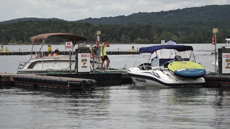 Sergeant Mike McClure says they will be participating in Operation Dry Water, a nationwide...