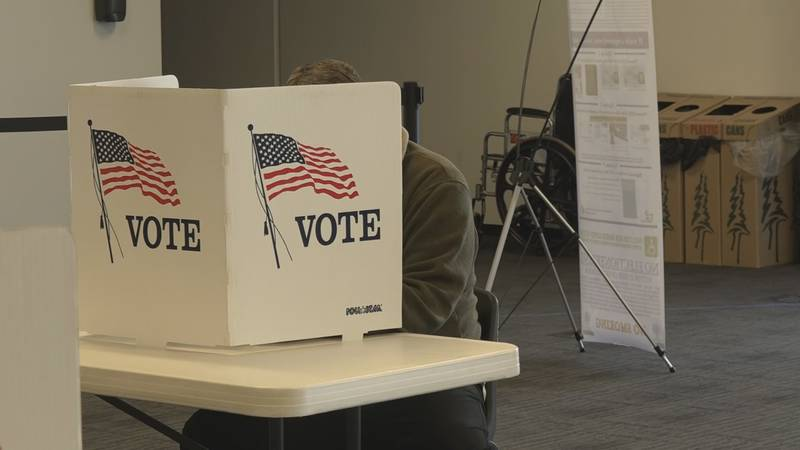 While many county clerks said the April election doesn't have the largest voter turnout,...