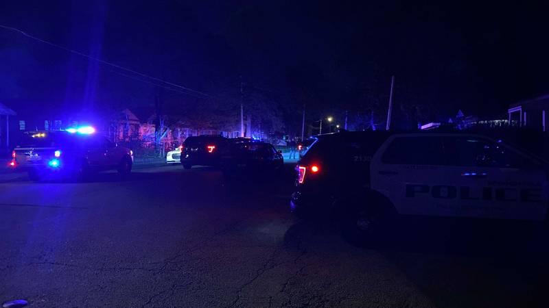 Shooting at 1049 S Stewart Ave, Springfield, MO 65804