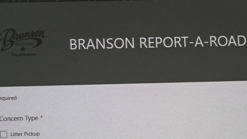 Branson residents are now only one click away from reporting a problem to city leaders.