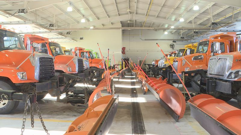 Springfield Public Works is ready for winter weather that's coming to the Ozarks.
