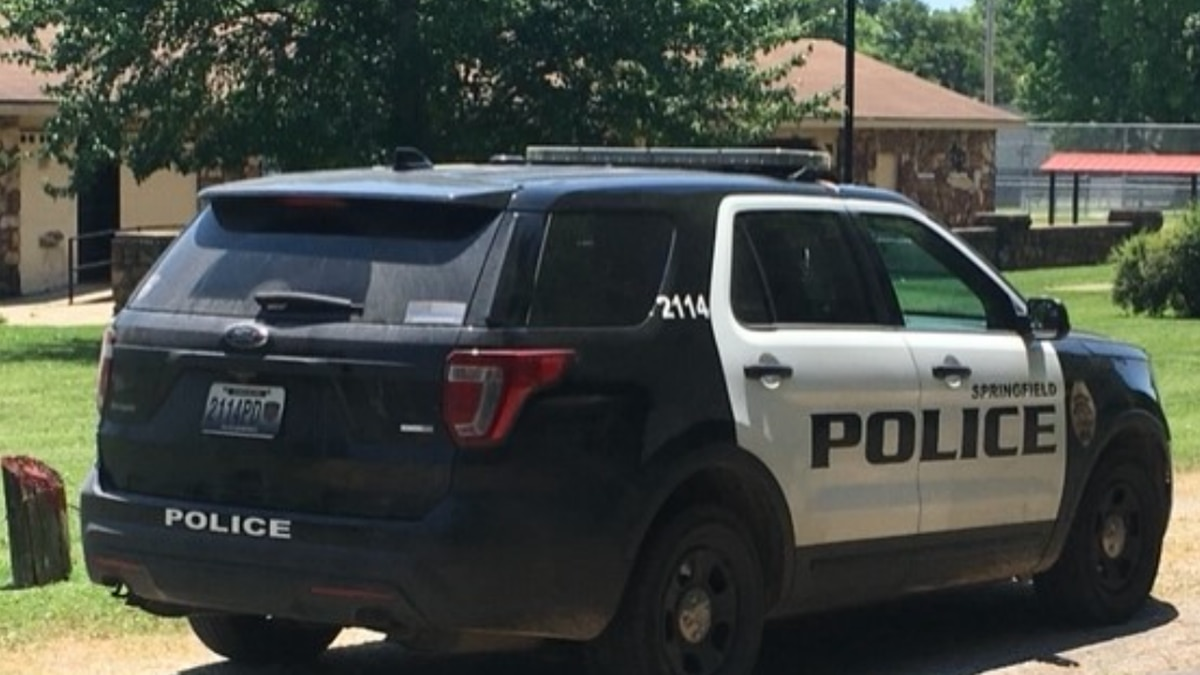 A witness found the girl, around the age of 4, alone in the area of 1400 block of North Irving...