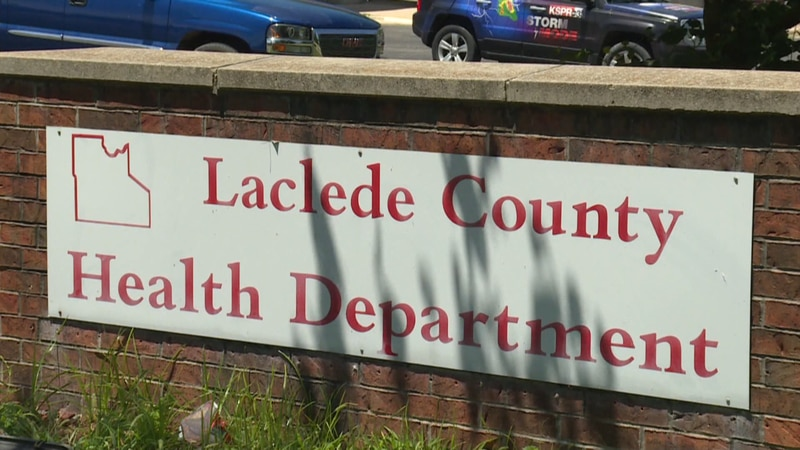 """Laclede County is now considered a """"hot spot"""" due to its increasing COVID-19 cases and low..."""