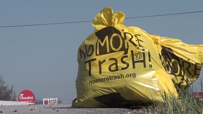 Lining the highway, you'll see all kinds of trash, but thanks to Ozarks Trash Bashers, you'll...