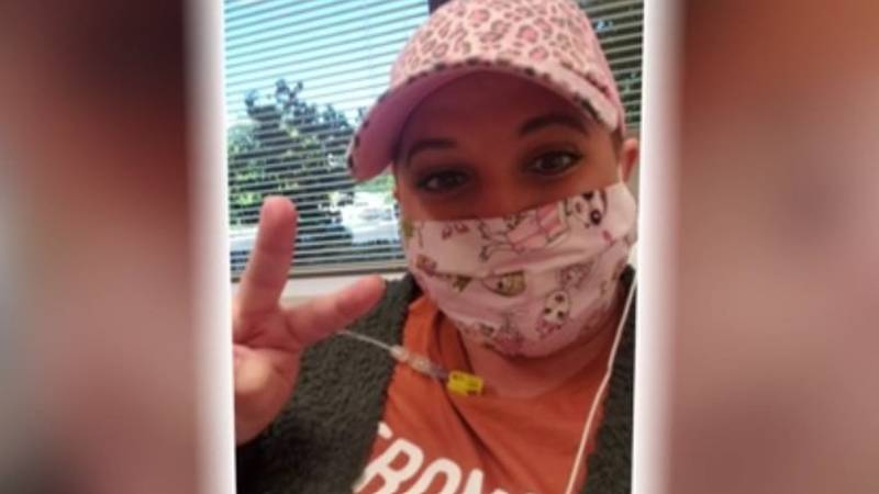 Springfield woman Alicia Cosgrove was surprised when she was diagnosed with breast cancer at a...