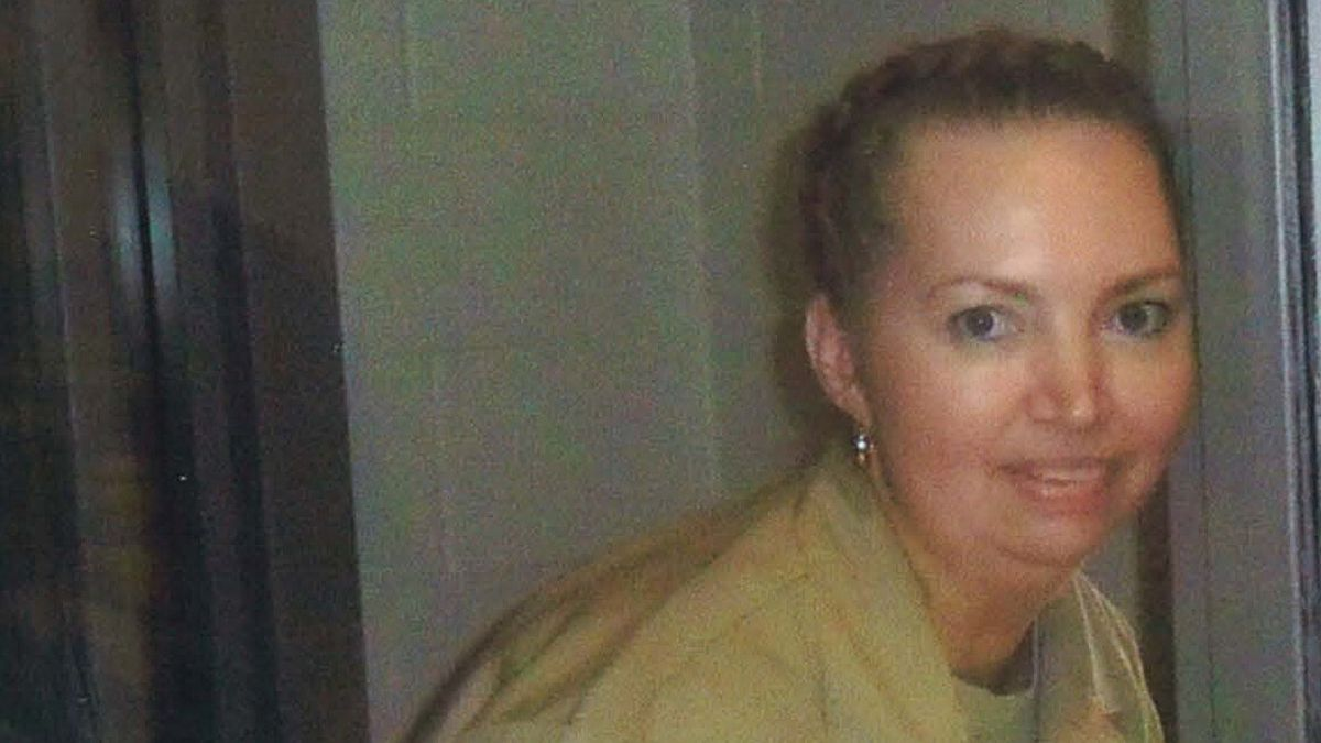 FILE - This undated file image provided by Attorneys for Lisa Montgomery shows Lisa Montgomery....