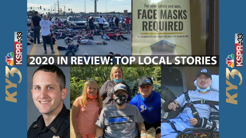 As the year comes to a close, KY3 takes a look back at several stories around Springfield and...