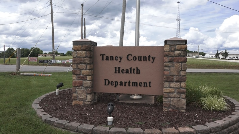 Despite the rise in COVID-19 cases in Taney County the demand for vaccines has been dropping.