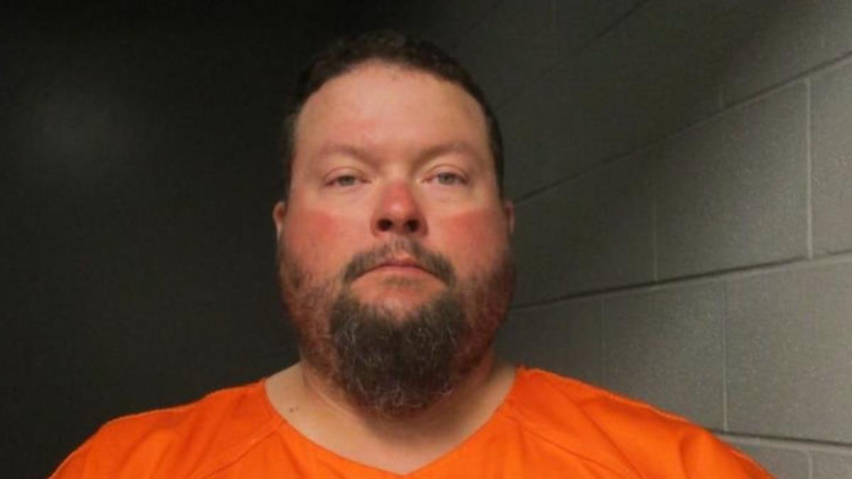 Deputies arrested Jeremy Collins, 40.